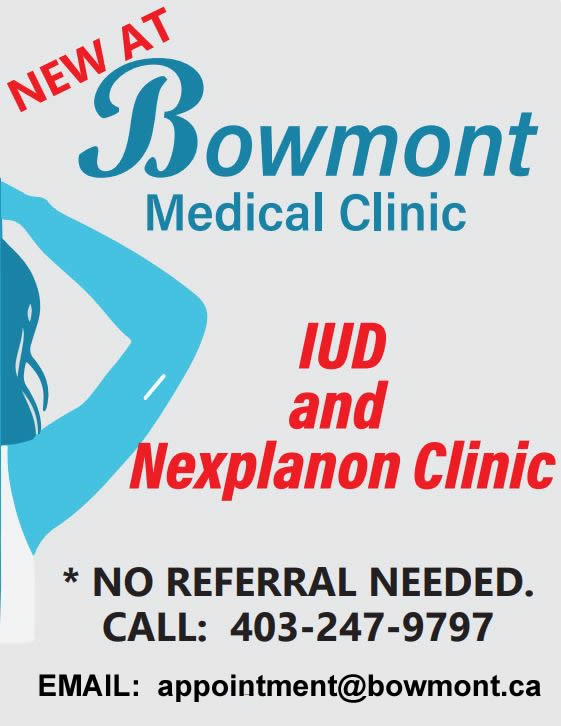 IUD and Nexplanon Clinic Available at Bowmont
